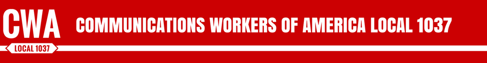 COMMUNCATIONS WORKERS OF AMERICA LOCAL 1037